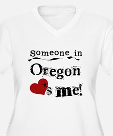 Someone in Oregon T-Shirt