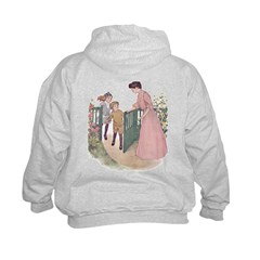 Mother at the Gate Hoodie