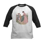 Mother at the Gate Kids Baseball Jersey