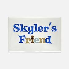 Skyler's Friend Rectangle Magnet