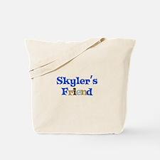 Skyler's Friend Tote Bag