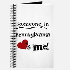 Someone in Pennsylvania Journal