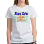 Stem Cells! It's What's For D Women's T-Shirt
