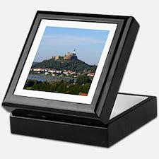 AUSTRIAN CASTLE KEEPSAKE BOX