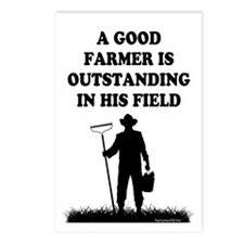 Good Farmer 1 Postcards (Package of 8)