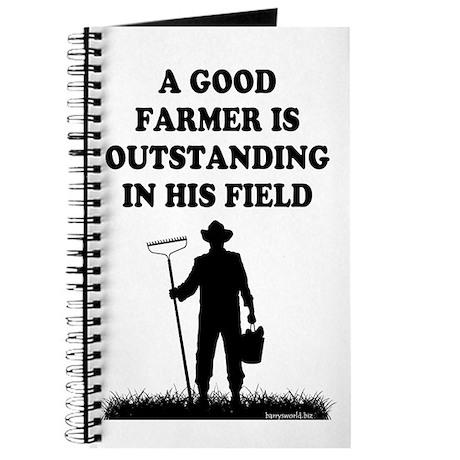 Good Farmer 1 Journal
