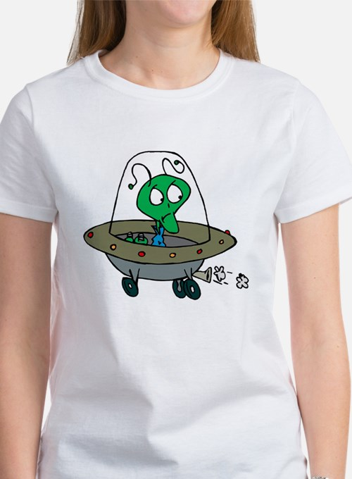 Alien Space Creature Tshirts and Gifts Tee
