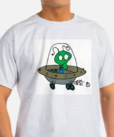 Alien Space Creature Tshirts and Gifts T-Shirt