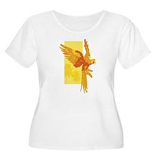 Orange Parrot T-Shirt