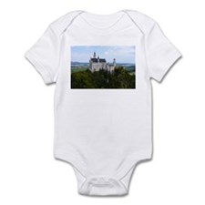 KING LUDWIG'S CASTLE INFANT BODYSUIT