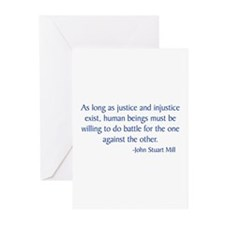 Mill 1 Greeting Cards (Pk of 10)