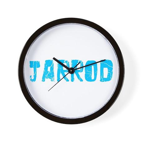 Jarrod Faded (Blue) Wall Clock