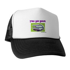 Fake and Baker Tanner Tanning Trucker Hat