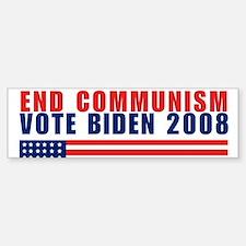 End Communism Bumper Bumper Bumper Sticker