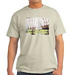 Sexy Data Entrist Ash Grey T-Shirt
