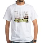 Sexy Data Entrist White T-Shirt