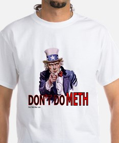 "Uncle Sam Says, ""DON'T DO MET Shirt"