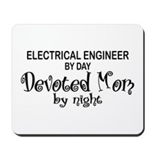 Electrical Engineer Devoted Mom Mousepad