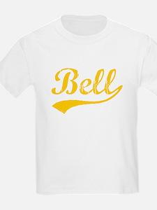 Vintage Bell (Orange) T-Shirt