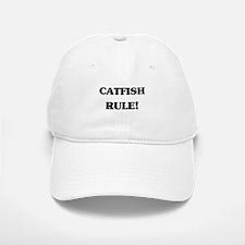 Catfish Rule Baseball Baseball Cap