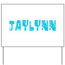 Jaylynn Faded (Blue) Yard Sign