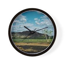 Oenpelli, Arnhem Land NT Wall Clock