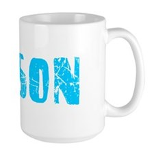 Jayson Faded (Blue) Mug