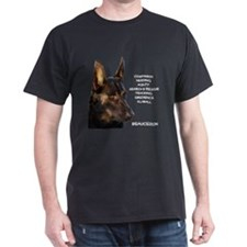 Versatile Beauceron Dark Shir T-Shirt