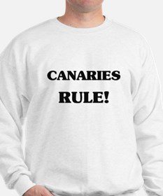 Canaries Rule Sweatshirt