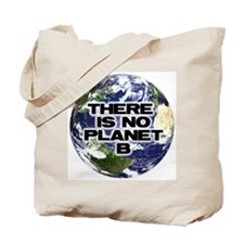 No Planet B Tote Bag