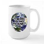 No Planet B Large Mug