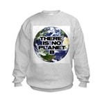 No Planet B Kids Sweatshirt