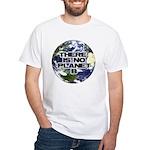No Planet B White T-Shirt