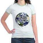 No Planet B Jr. Ringer T-Shirt
