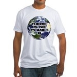 No Planet B Fitted T-Shirt