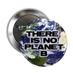 """No Planet B 2.25"""" Button (10 pack)"""