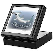 Hammerhead Shark Keepsake Box