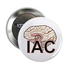 """Brainiac 2.25"""" Button"""