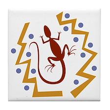 Gecko Tile Coaster