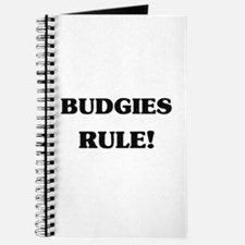Budgies Rule Journal