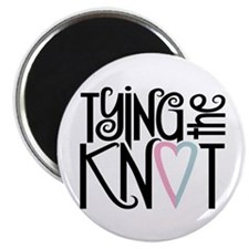 Tying the Knot Magnet