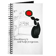 Blackerry Rabbitts self help Journal