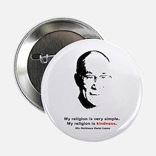 Dalai Lama Quote Button