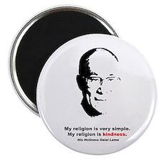 Dalai Lama Quote Magnet