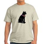 Egyptian Cat God Bastet Light T-Shirt