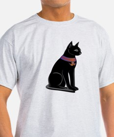 Egyptian Cat God Bastet T-Shirt