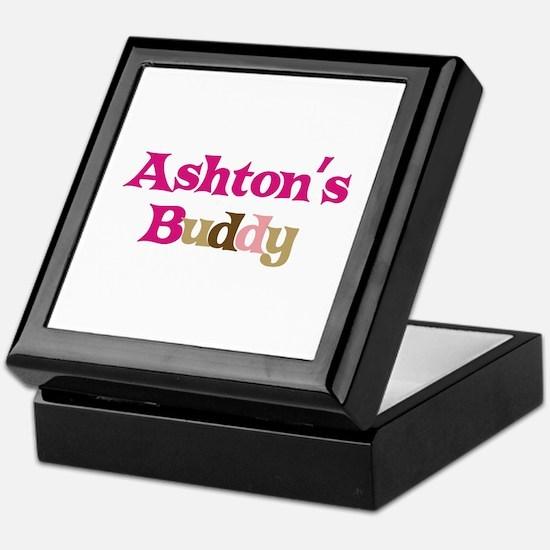 Ashton's Buddy Keepsake Box