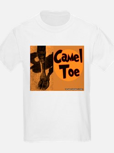 Camel Toe Kids T-Shirt