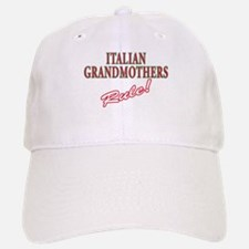 Italian grandmother Baseball Baseball Cap