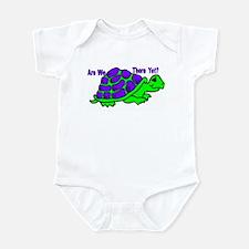 Unique Turtles kids Infant Bodysuit